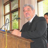 Br. Camillus Chavez, F.S.C